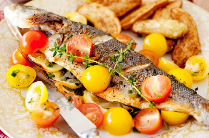 Grilled-Sea-Bass